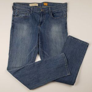 Pilcro highrise straight jeans size 31P